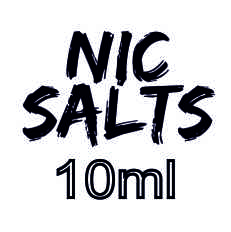 NIC SALTS 10ml