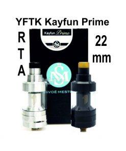 YFTK Kayfun Prime Rta